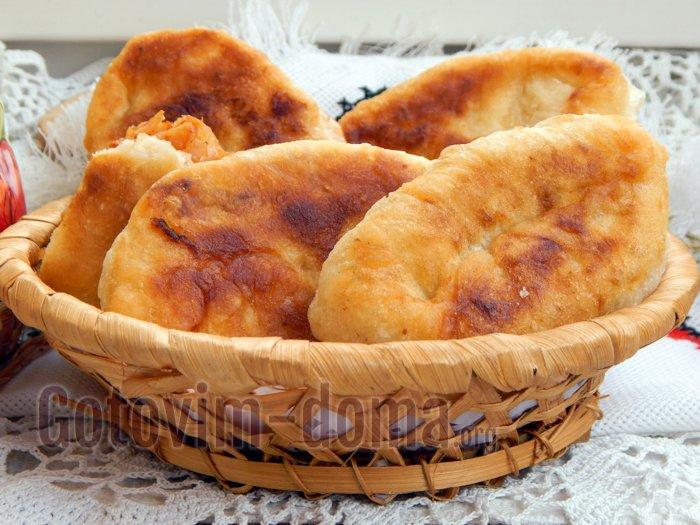 Вкусные Духовые Пирожки С Капустой