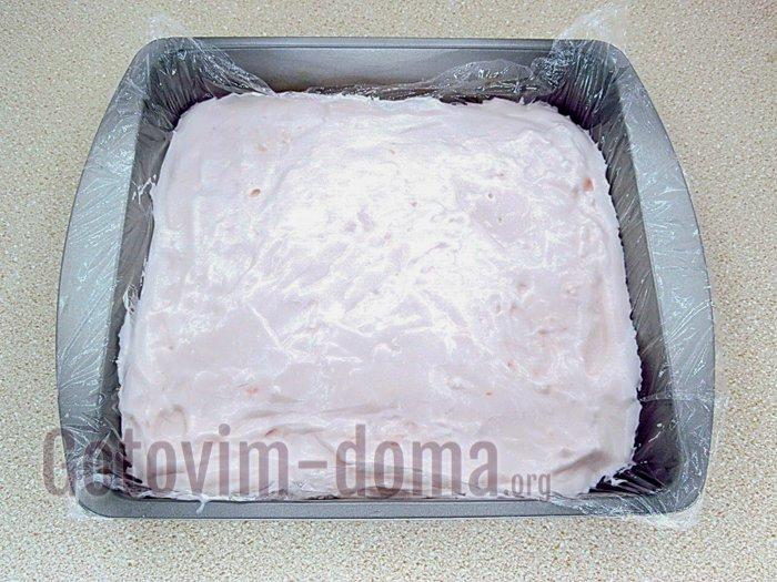 Суфле с желатином в домашних условиях