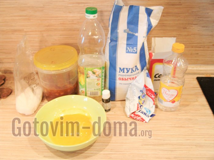 венское печенье ингредиенты