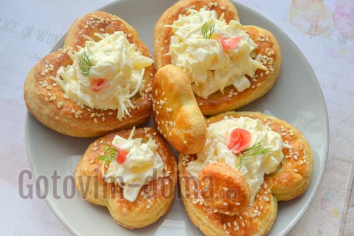 оригинальные закуски дома рецепт