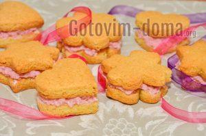 песочное печенье в домашних условиях