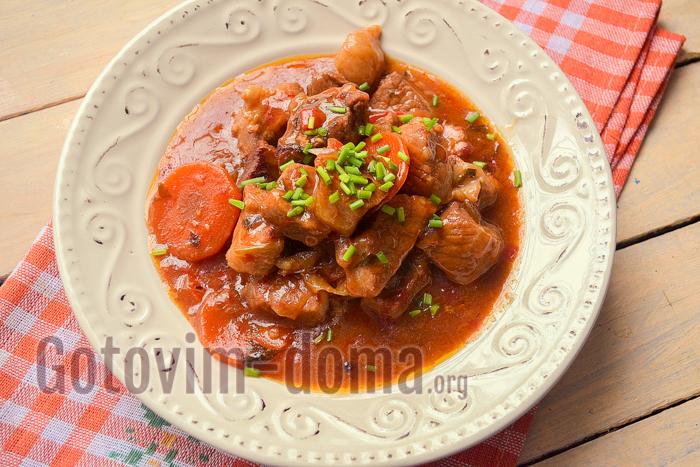 Как приготовить свинину вкусно и сочно рецепт