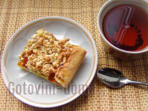вкусный рецепт венского печенья с вареньем