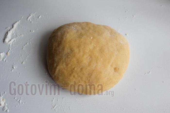 готовое пряничное тесто