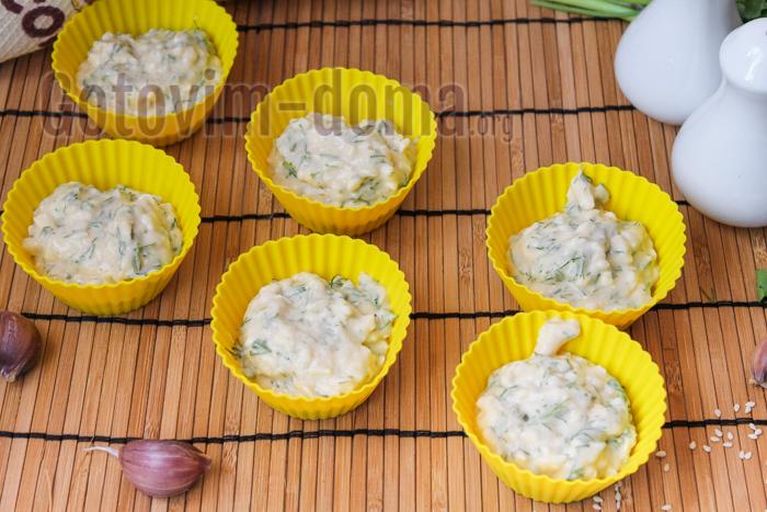Маффины с сыром в домашних условиях, рецепт с фото