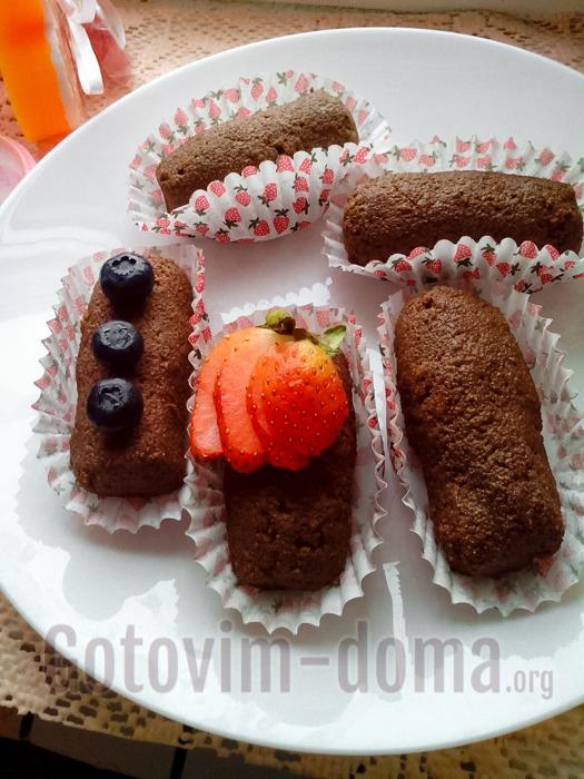 Вкусный и простой десерт - пирожное Картошка