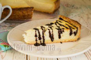 Как приготовить быстрый творожный пирог