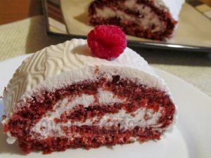 """""""Красный бархат"""" - великолепный рецепт бисквита"""