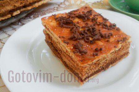 армянский торт микадо рецепт
