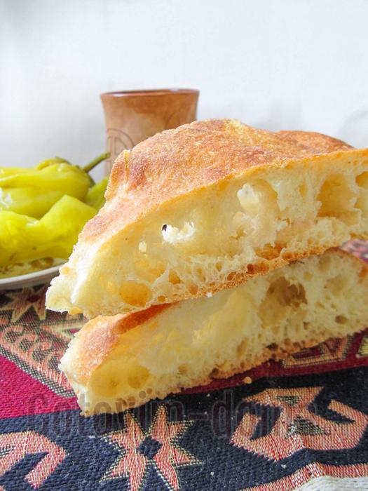 Легкий рецепт армянского хлеба