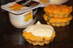 готовим творожно-морковные кексы
