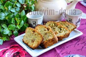 Кекс с изюмом, рецепт с фото