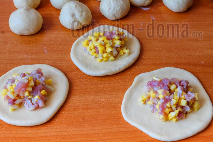 тесто для курников в духовке рецепт с фото