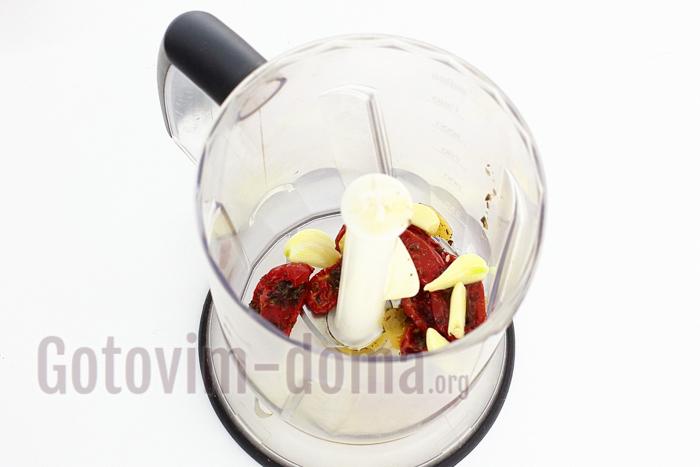 рецепт ржаных сухариков с чесноком в духовке