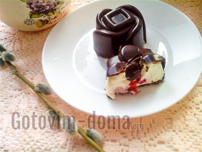 готовим дома глазированные творожные сырки в шоколаде