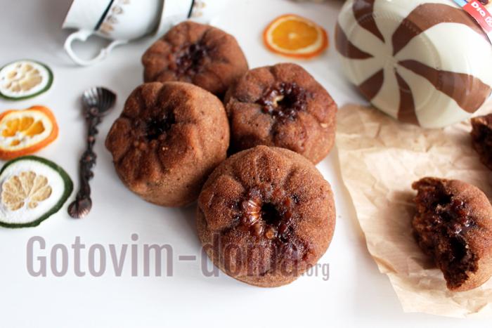 Простой рецепт шоколадных кексом