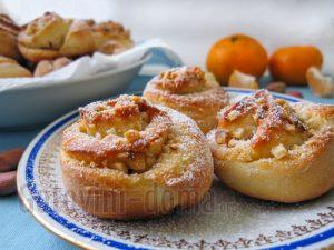 булочки с арахисом постные рецепт