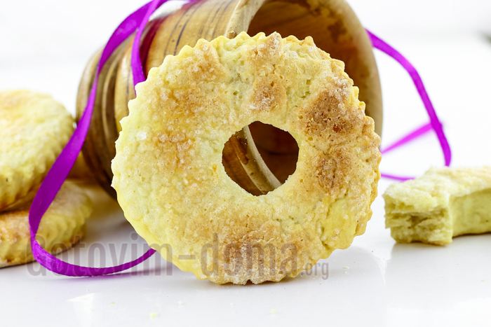 печенье сахарное домашнее
