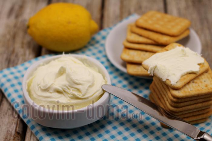 Сливочный сыр маскарпоне в домашних условиях