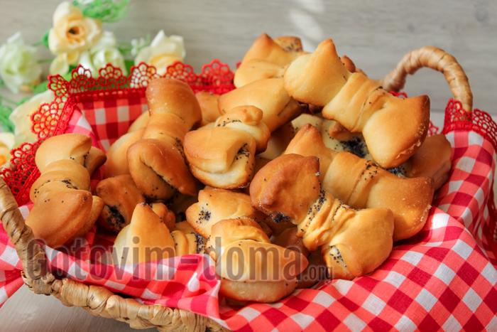 Как сделать красивые и вкусные булочки с маком