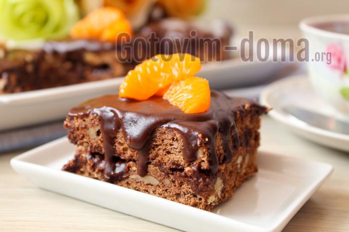 шоколадные птифуры рецепт с фото пошагово