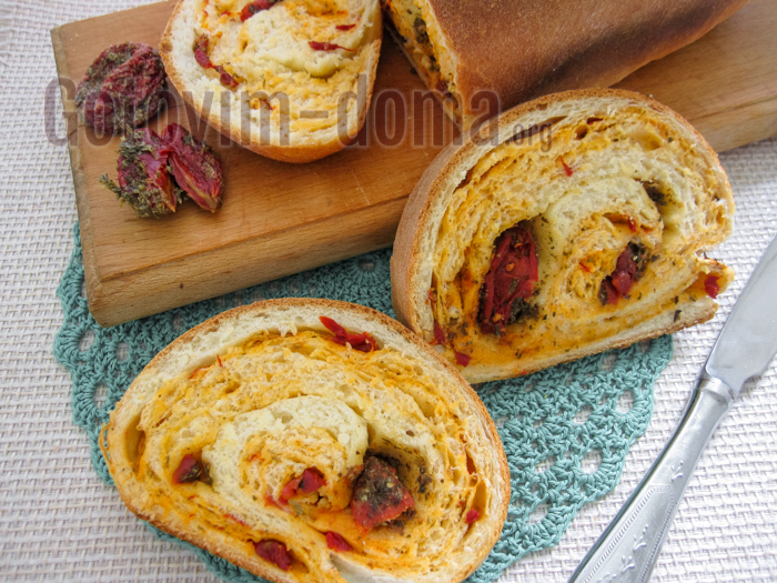 готовим дома хлеб