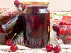 Как сварить вкусное варенье из вишни