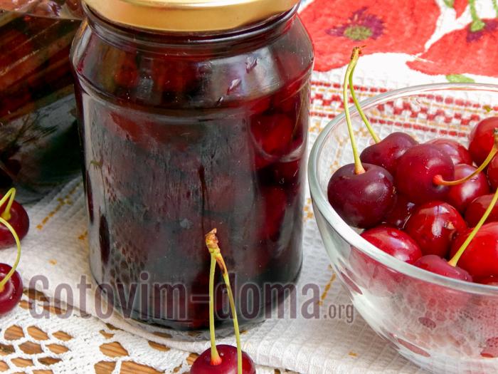 Как сварить варенье из вишни в мультиварке, рецепт с фото