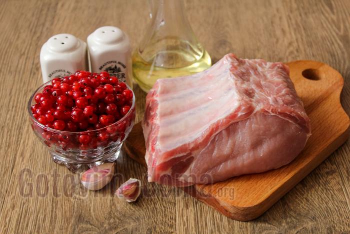 стейк из свинины на сковороде ингредиенты