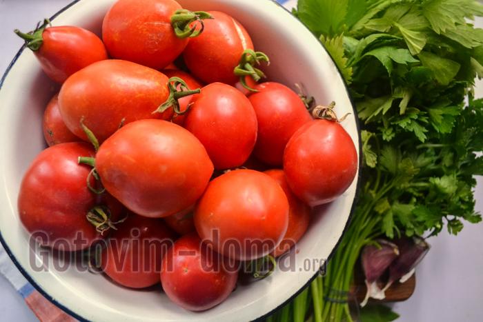 фаршированные помидоры ингредиенты