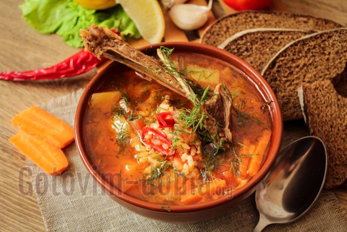 Мастава по-узбекски, рецепт с фото пошагово