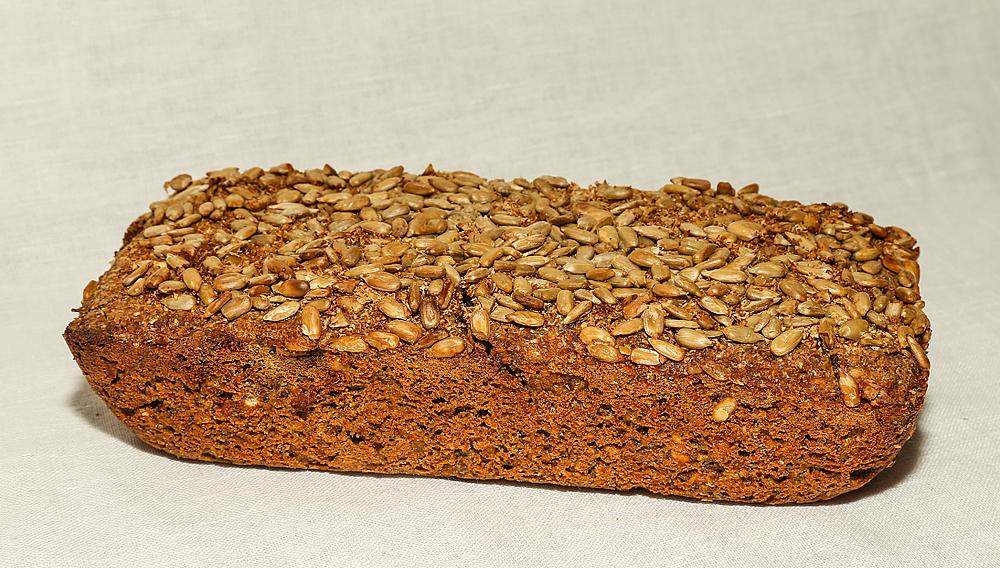 хлеб с овсяной мукой