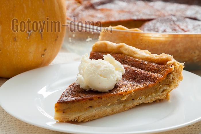 готовим дома самый вкусный пирог из тыквы