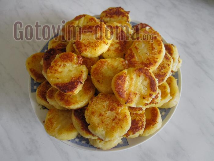 Картофельные ньокки, рецепт с фото пошагово