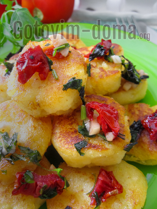 как приготовить дома картофельные ньокки