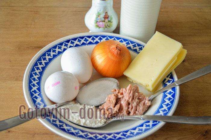 подготовим ингредиенты для омлета