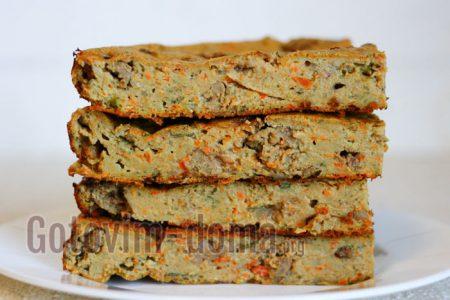 печёночное суфле рецепт с фото