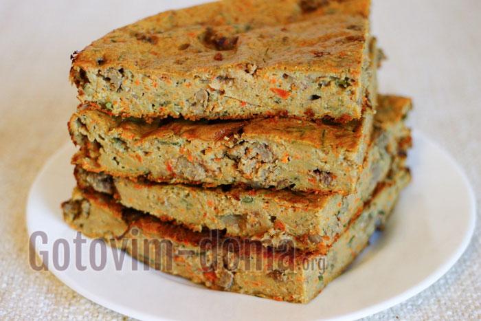 вкусное печёночное суфле готовим дома