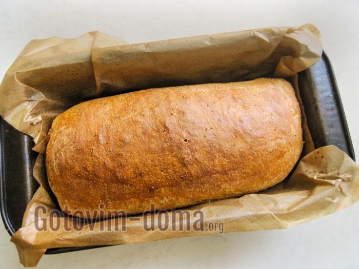 хлеб с маком в духовке пошаговый рецепт