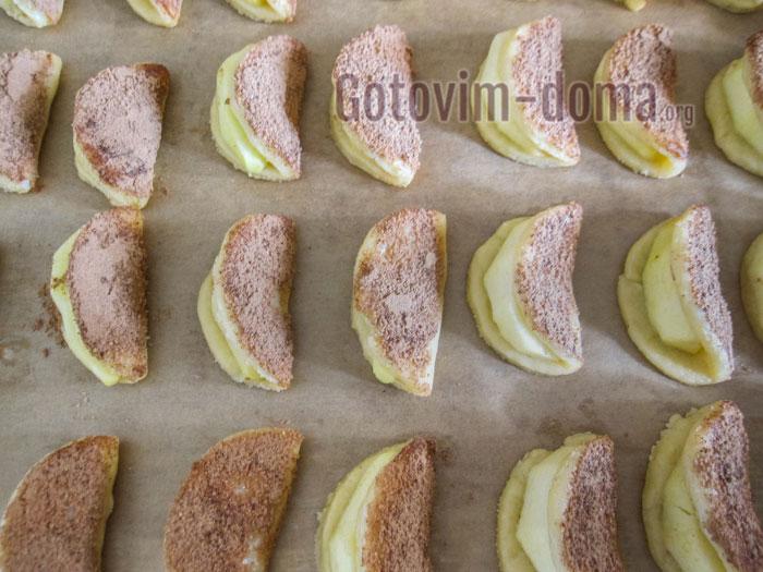 выпекать в духовке печенье