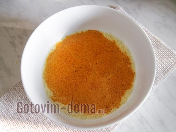 добавить соду соль паприку