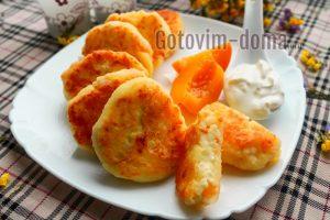 вкусные сырники пошаговый рецепт
