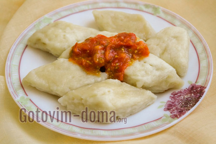 томатный соус для хинкала