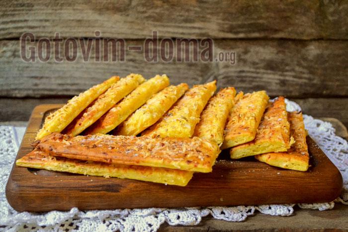вкусное сырное печенье рецепт с фото пошагово