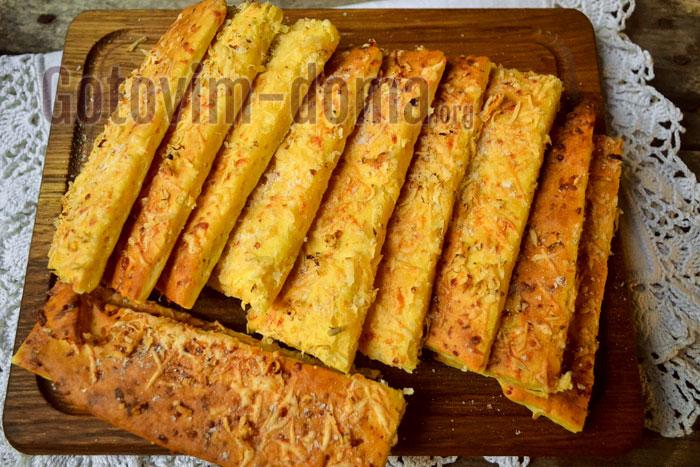 вкусное сырное печенье рецепт с фото