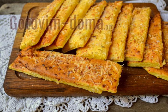 солёное сырное печенье пошаговый рецепт