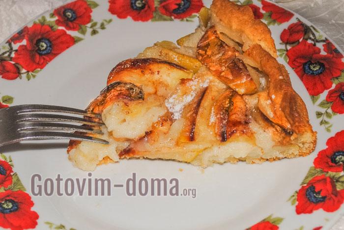 цветаевский пирог к чаю рецепт с фото