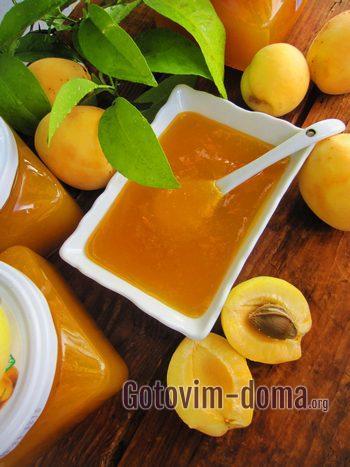 Как сварить абрикосовый джем
