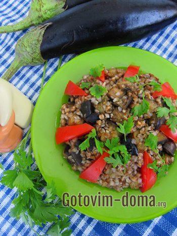 Самый вкусный и полезный салат из гречки с овощами