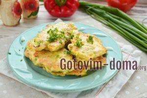 Котлеты рубленые из куриного филе с кабачком, рецепт с фото